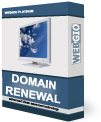 Domain Renewal Package