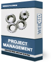 Image of WEBGIO Project Management Service
