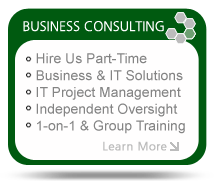 Image of Business Consulting Services