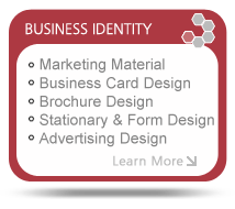 Image of Business Identity - Marketing Material Services